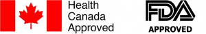 Health Canada and FDA Approved. NPN 80102627, NDC 50157-506-02