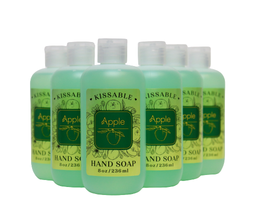 Apple Scented - 8 Oz Kissable Hand Soap
