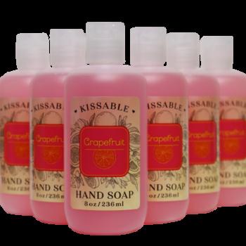 Grapefruit Scented - 8 Oz Kissable Hand Soap
