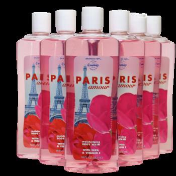 18 Oz Paris Amour Body Wash